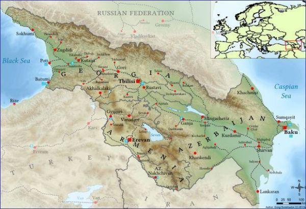Mapa kolejowa