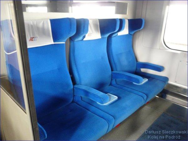 I klasa pociąg iC