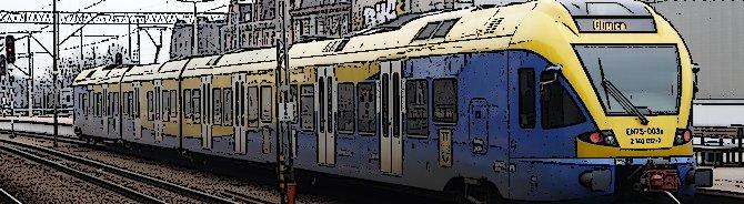 Jak wyglądają pociągi Kolei Śląskich – fotoprzewodnik