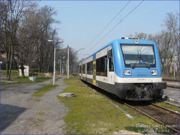 SA109 Kolej Śląskie