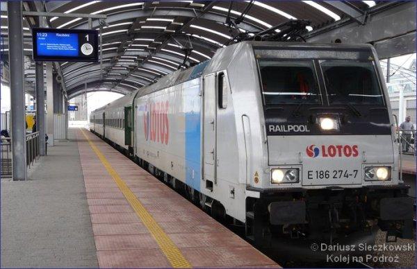 Koleje Śląskie - wagony