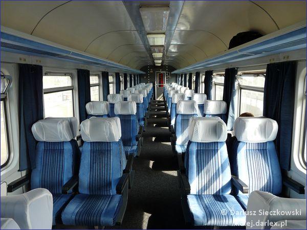 Serbia pociąg pospieszny