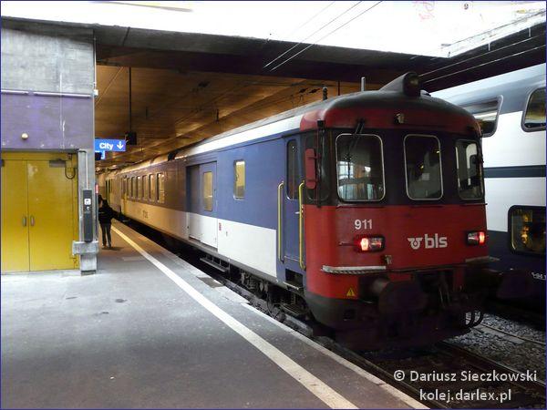 Pociąg BLS