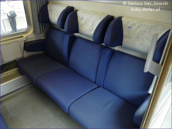 Włochy pociąg Intercity
