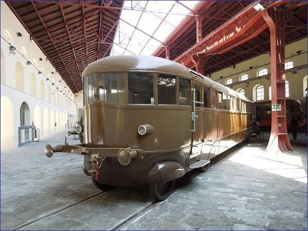 Turyn Muzeum Kolejnictwa