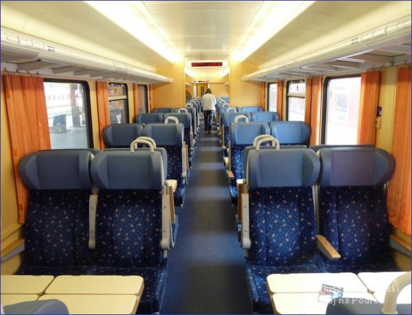 Intercity druga klasa