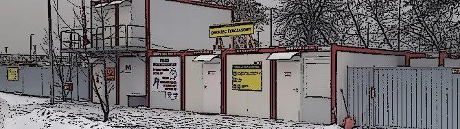 Tymczasowy dworzec kolejowy w Oświęcimiu – informacje