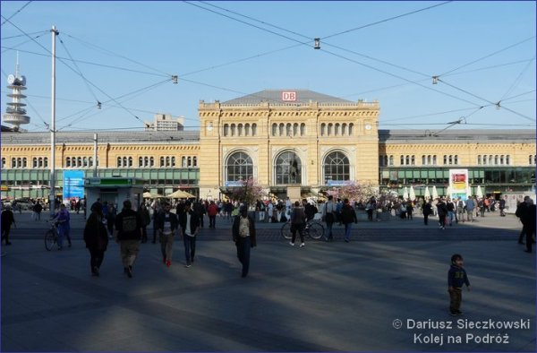 Dworzec w Hanowerze