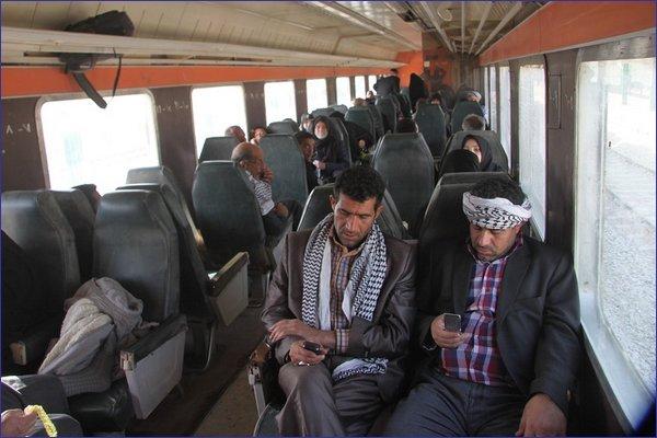 Wagon Irak