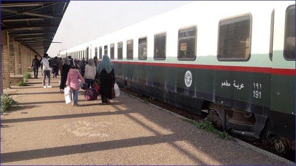 Irak wagon