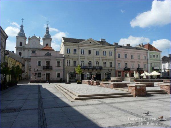 Rynek Piotrków Trybunalski