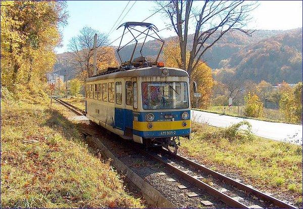 Trenčianska elektrická železnica,