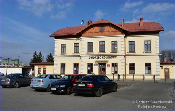 Leżajsk dworzec PKP