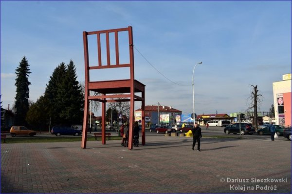 Leżajsk krzesło