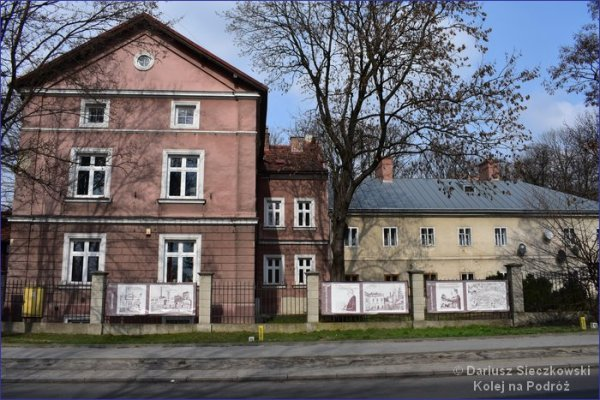Zespół pałacowo-parkowy w Przeworsku