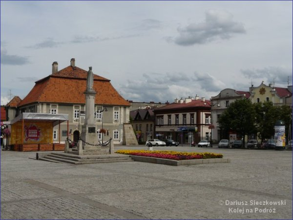 Bochnia - rynek