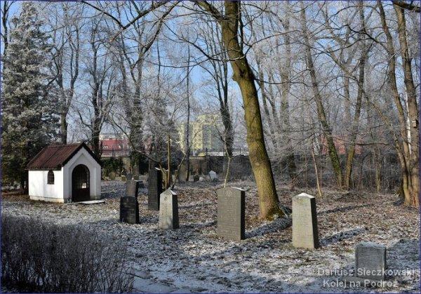 Cmentarz żydowski Oświęcim