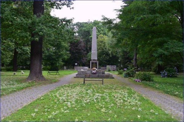 Cmentarz radziecki Pszczyna