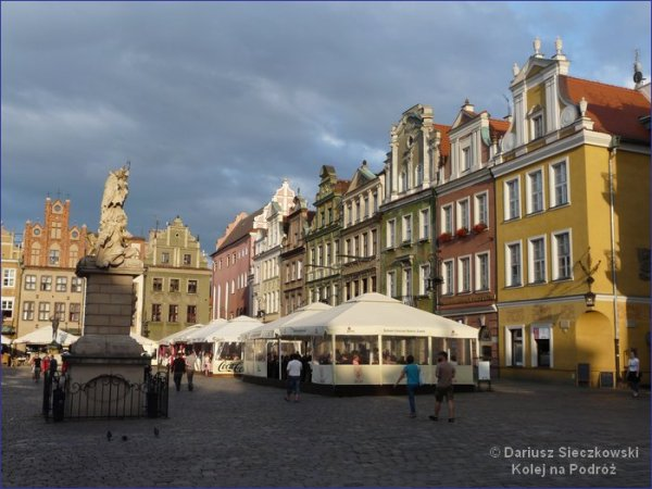 Poznań rynek