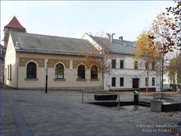 Oświęcim synagoga