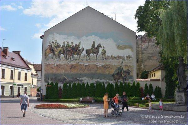 Plac Węgierski Tarnów