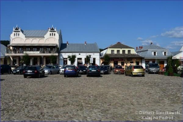 Stary Sącz Rynek