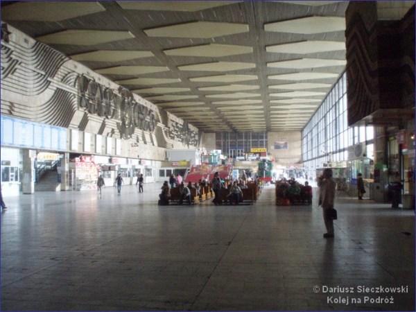 Sofia dworzec kolejowy