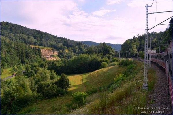 Linia kolejowa Tarnów - Muszyna