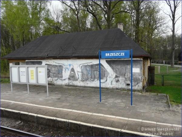 Przystanek kolejowy Brzeszcze