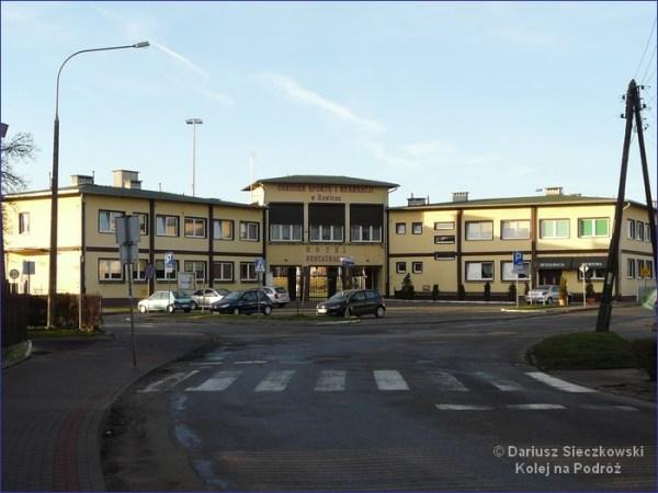 Rawicz - hotel sportowy