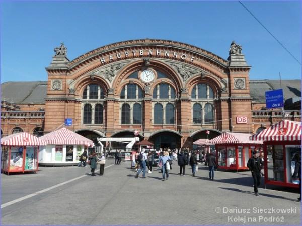 Dworzec Brema Hbf