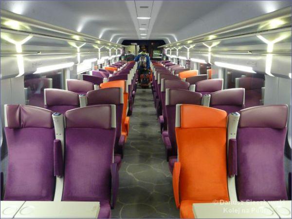TGV Paryż - Monachium