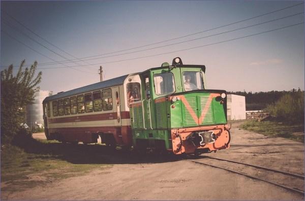 Starachowicka Kolej Wąskotorowa