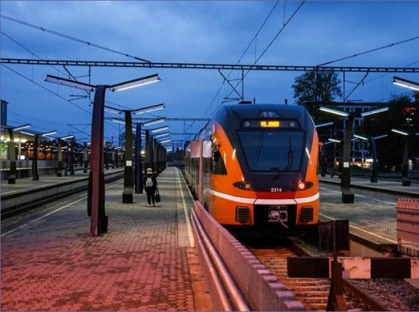 Pociąg Estonia