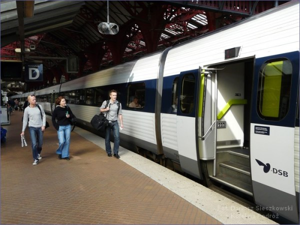 Pociąg Dania