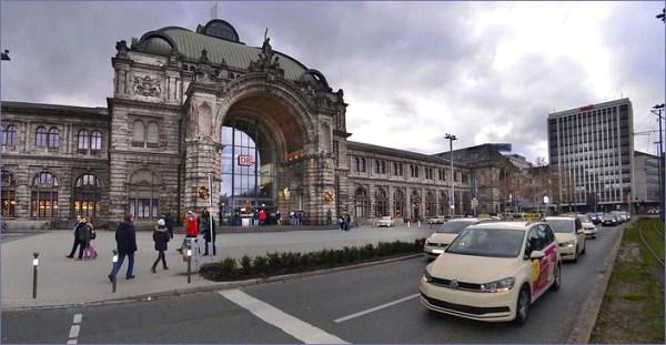 Norymberga dworzec