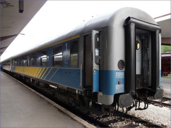 Pociąg Zagrzeb - Sarajewo