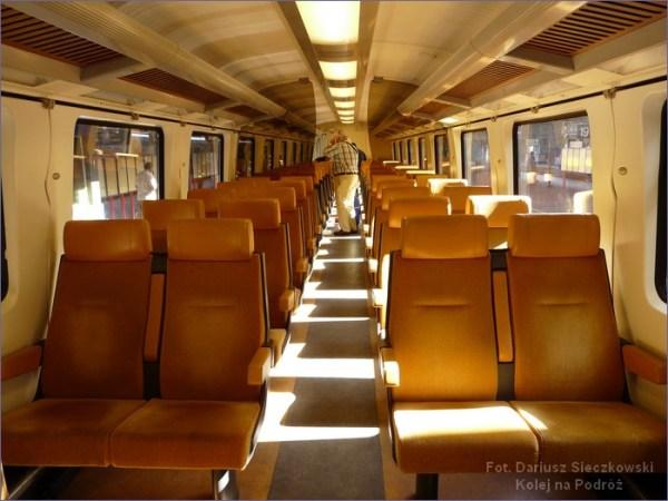 Pociąg Bruksela - Amsterdam