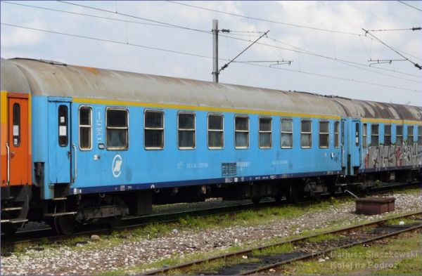 Pociągiem do Czarnogóry