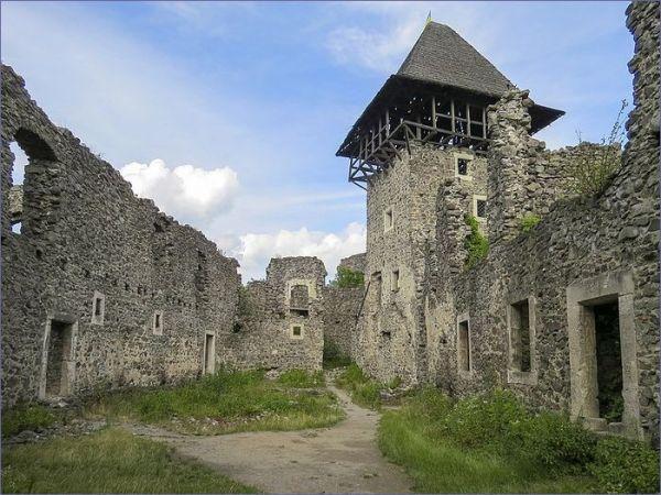 Zamek Newycki