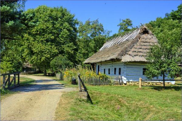 Najpiękniejsze polskie skanseny
