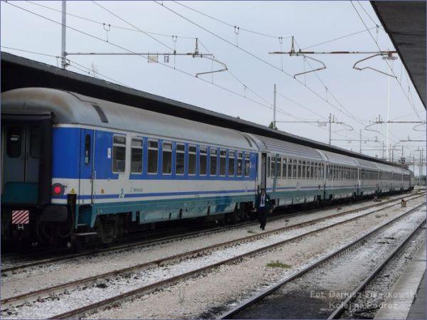 Kolej we Włoszech