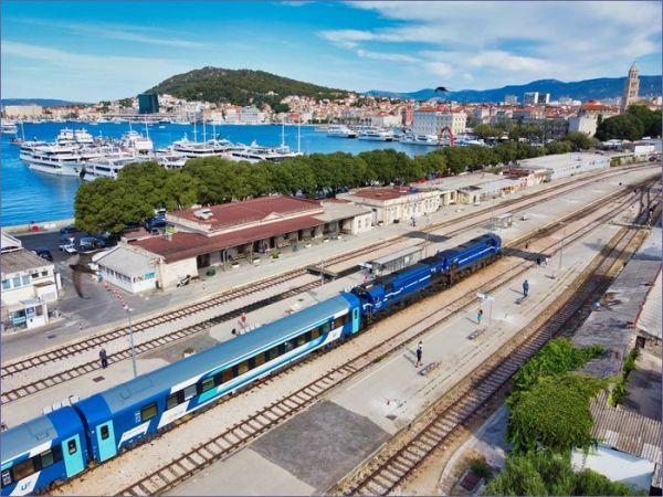 Pociągiem do Chorwacji