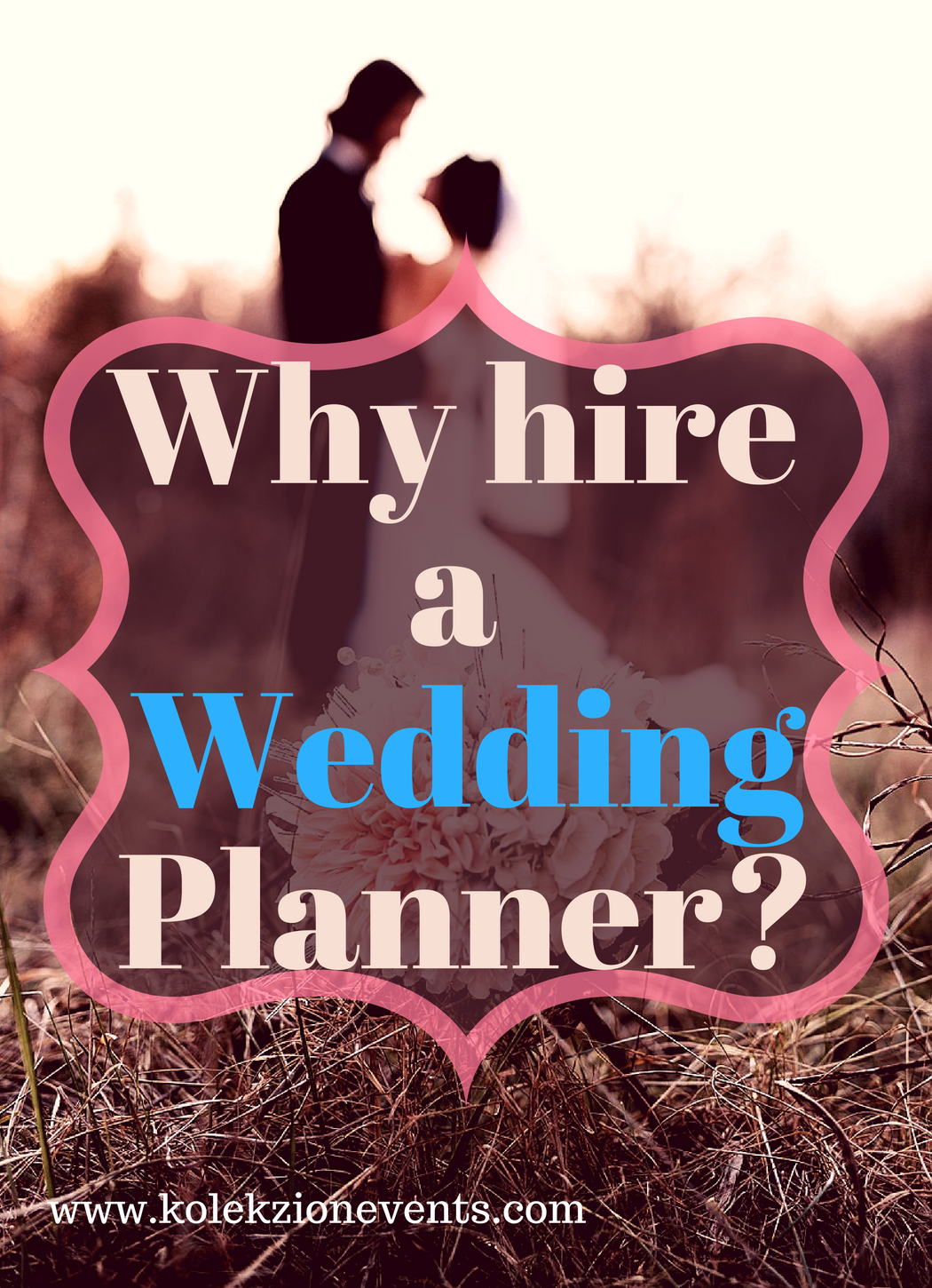 Why hire a wedding planner? Affordable wedding planner in Laguna