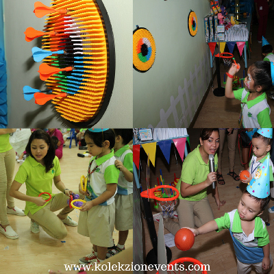 kiddie games, kiddie party planner, Laguna event planner