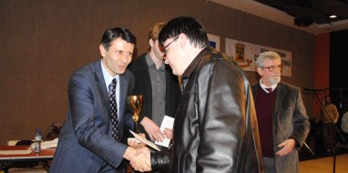 First place Plovdiv 2011