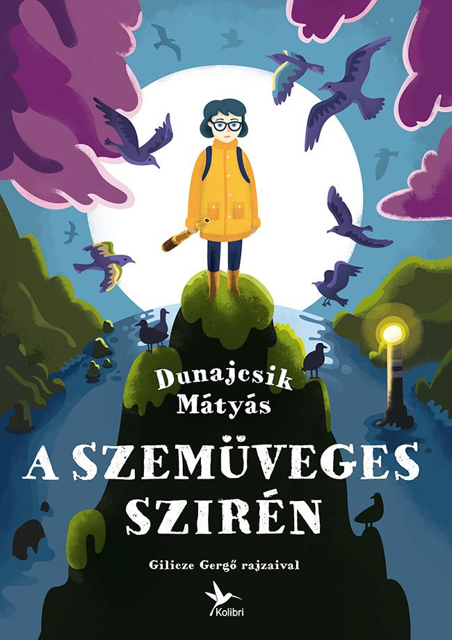"""Képtalálat a következőre: """"Dunajcsik Mátyás: A szemüveges szirén"""""""
