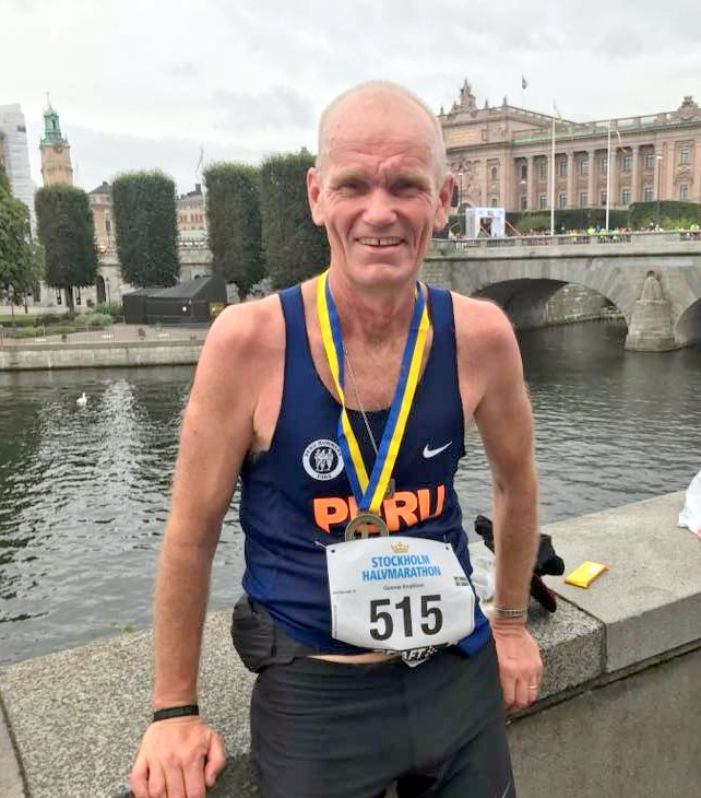 Gunnar Half marathon Stockholm