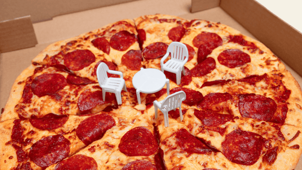 Pepperoni Cheese Pizza