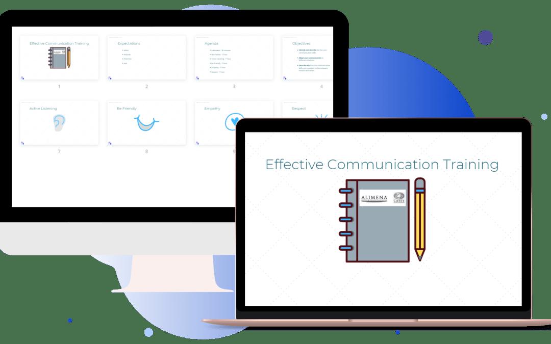 Effective Communication Project